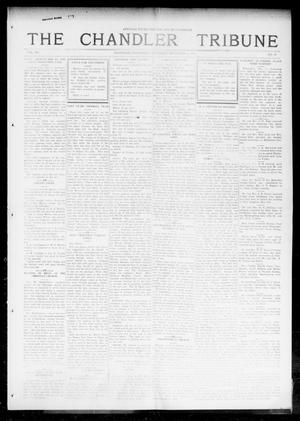 Primary view of object titled 'The Chandler Tribune (Chandler, Okla.), Vol. 15, No. 41, Ed. 1 Thursday, December 2, 1915'.