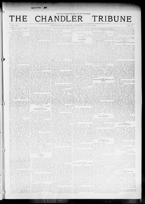 Primary view of object titled 'The Chandler Tribune (Chandler, Okla.), Vol. 15, No. 17, Ed. 1 Thursday, June 17, 1915'.