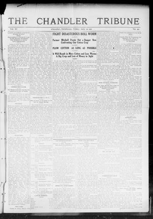 Primary view of object titled 'The Chandler Tribune (Chandler, Okla.), Vol. 11, No. 20, Ed. 1 Friday, July 21, 1911'.