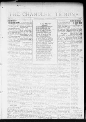 Primary view of object titled 'The Chandler Tribune (Chandler, Okla.), Vol. 17, No. 12, Ed. 1 Thursday, May 10, 1917'.