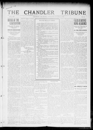 Primary view of object titled 'The Chandler Tribune (Chandler, Okla.), Vol. 14, No. 48, Ed. 1 Thursday, January 21, 1915'.