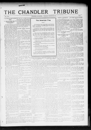 Primary view of object titled 'The Chandler Tribune (Chandler, Okla.), Vol. 17, No. 3, Ed. 1 Thursday, March 8, 1917'.