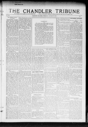 Primary view of object titled 'The Chandler Tribune (Chandler, Okla.), Vol. 19, No. 1, Ed. 1 Thursday, January 30, 1919'.