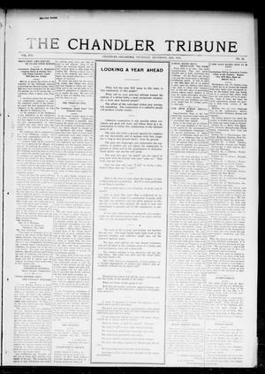 Primary view of object titled 'The Chandler Tribune (Chandler, Okla.), Vol. 16, No. 45, Ed. 1 Thursday, December 28, 1916'.