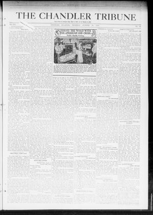 Primary view of object titled 'The Chandler Tribune (Chandler, Okla.), Vol. 19, No. 40, Ed. 1 Thursday, October 30, 1919'.