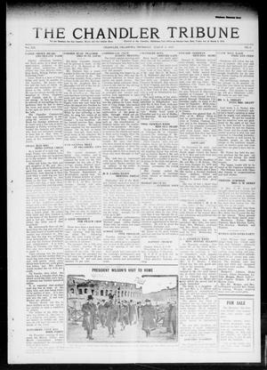 Primary view of object titled 'The Chandler Tribune (Chandler, Okla.), Vol. 19, No. 6, Ed. 1 Thursday, March 6, 1919'.