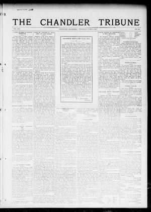 Primary view of object titled 'The Chandler Tribune (Chandler, Okla.), Vol. 16, No. 16, Ed. 1 Thursday, June 8, 1916'.