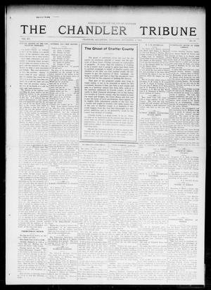 Primary view of object titled 'The Chandler Tribune (Chandler, Okla.), Vol. 15, No. 37, Ed. 1 Thursday, November 4, 1915'.