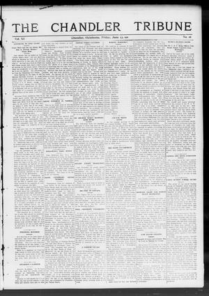 Primary view of object titled 'The Chandler Tribune (Chandler, Okla.), Vol. 11, No. 16, Ed. 1 Friday, June 23, 1911'.