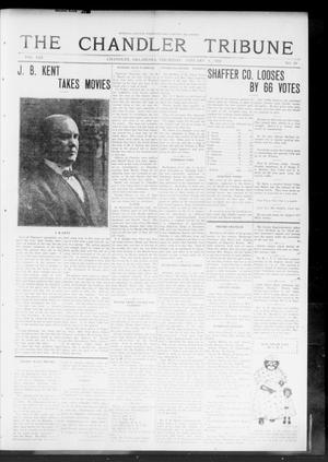 Primary view of object titled 'The Chandler Tribune (Chandler, Okla.), Vol. 13, No. 40, Ed. 1 Thursday, January 8, 1914'.