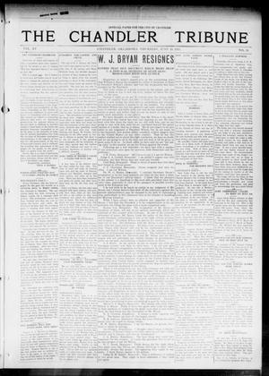 Primary view of object titled 'The Chandler Tribune (Chandler, Okla.), Vol. 15, No. 16, Ed. 1 Thursday, June 10, 1915'.