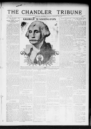 Primary view of object titled 'The Chandler Tribune (Chandler, Okla.), Vol. 17, No. 1, Ed. 1 Thursday, February 22, 1917'.