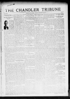 Primary view of object titled 'The Chandler Tribune (Chandler, Okla.), Vol. 16, No. 47, Ed. 1 Thursday, January 11, 1917'.