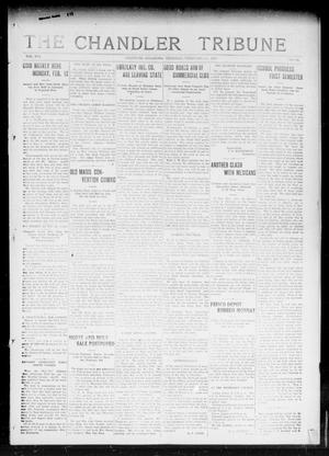 Primary view of object titled 'The Chandler Tribune (Chandler, Okla.), Vol. 16, No. 50, Ed. 1 Thursday, February 1, 1917'.