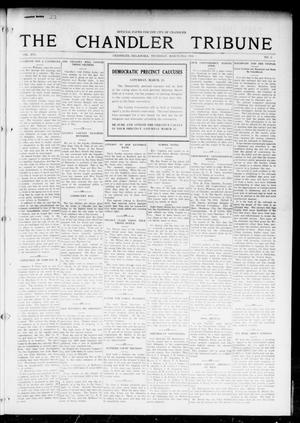 Primary view of object titled 'The Chandler Tribune (Chandler, Okla.), Vol. 16, No. 5, Ed. 1 Thursday, March 23, 1916'.