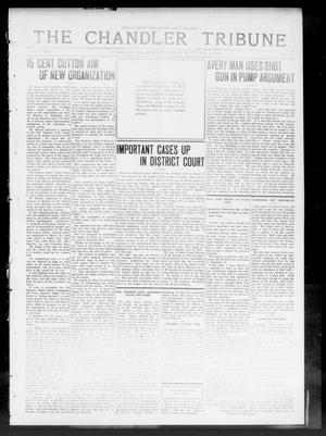 Primary view of object titled 'The Chandler Tribune (Chandler, Okla.), Vol. 13, No. 27, Ed. 1 Thursday, September 4, 1913'.