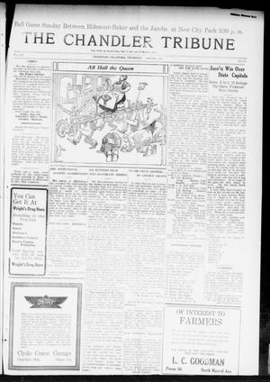 Primary view of The Chandler Tribune (Chandler, Okla.), Vol. 19, No. 18, Ed. 1 Thursday, May 29, 1919