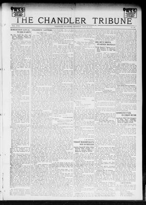 Primary view of object titled 'The Chandler Tribune (Chandler, Okla.), Vol. 18, No. 22, Ed. 1 Thursday, July 18, 1918'.