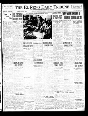 Primary view of object titled 'The El Reno Daily Tribune (El Reno, Okla.), Vol. 46, No. 10, Ed. 1 Tuesday, March 16, 1937'.