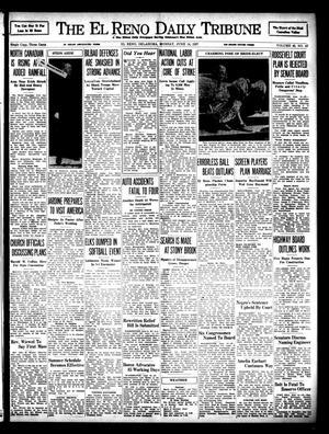 Primary view of The El Reno Daily Tribune (El Reno, Okla.), Vol. 46, No. 87, Ed. 1 Monday, June 14, 1937