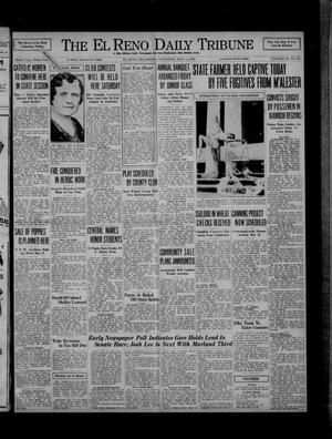 Primary view of The El Reno Daily Tribune (El Reno, Okla.), Vol. 45, No. 63, Ed. 1 Thursday, May 14, 1936