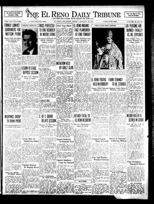 Primary view of The El Reno Daily Tribune (El Reno, Okla.), Vol. 45, No. 271, Ed. 1 Friday, January 15, 1937