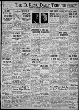 Primary view of The El Reno Daily Tribune (El Reno, Okla.), Vol. 44, No. 51, Ed. 1 Sunday, June 16, 1935