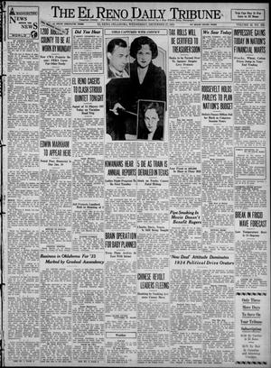 Primary view of The El Reno Daily Tribune (El Reno, Okla.), Vol. 42, No. 256, Ed. 1 Wednesday, December 27, 1933
