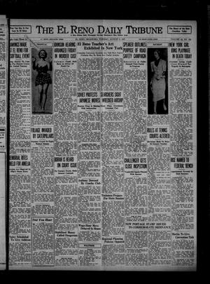 Primary view of object titled 'The El Reno Daily Tribune (El Reno, Okla.), Vol. 46, No. 129, Ed. 1 Tuesday, August 3, 1937'.