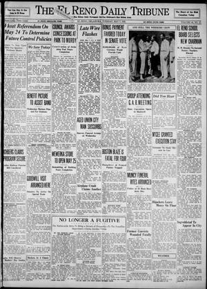 Primary view of object titled 'The El Reno Daily Tribune (El Reno, Okla.), Vol. 44, No. 17, Ed. 1 Tuesday, May 7, 1935'.