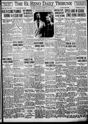 Primary view of object titled 'The El Reno Daily Tribune (El Reno, Okla.), Vol. 43, No. 135, Ed. 1 Wednesday, September 12, 1934'.
