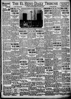 Primary view of object titled 'The El Reno Daily Tribune (El Reno, Okla.), Vol. 43, No. 108, Ed. 1 Friday, August 10, 1934'.