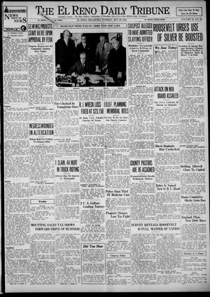 Primary view of object titled 'The El Reno Daily Tribune (El Reno, Okla.), Vol. 43, No. 68, Ed. 1 Tuesday, May 22, 1934'.