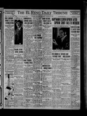 Primary view of object titled 'The El Reno Daily Tribune (El Reno, Okla.), Vol. 44, No. 273, Ed. 1 Thursday, January 16, 1936'.