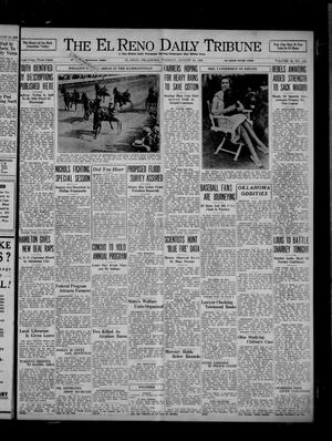 Primary view of object titled 'The El Reno Daily Tribune (El Reno, Okla.), Vol. 45, No. 144, Ed. 1 Tuesday, August 18, 1936'.