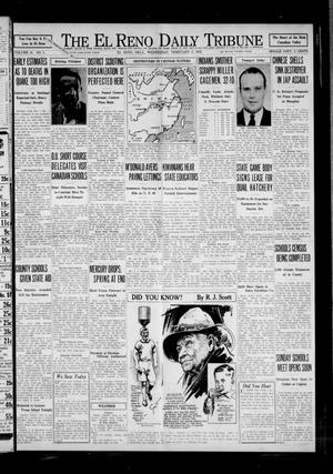 Primary view of The El Reno Daily Tribune (El Reno, Okla.), Vol. 41, No. 3, Ed. 1 Wednesday, February 3, 1932