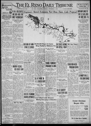 Primary view of The El Reno Daily Tribune (El Reno, Okla.), Vol. 42, No. 214, Ed. 1 Tuesday, November 7, 1933