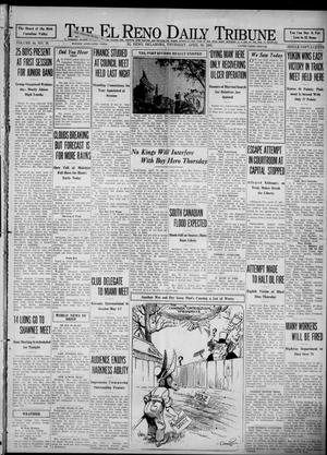 Primary view of object titled 'The El Reno Daily Tribune (El Reno, Okla.), Vol. 40, No. 76, Ed. 1 Thursday, April 30, 1931'.