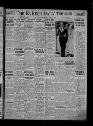 Primary view of object titled 'The El Reno Daily Tribune (El Reno, Okla.), Vol. 46, No. 141, Ed. 1 Tuesday, August 17, 1937'.