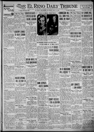 Primary view of object titled 'The El Reno Daily Tribune (El Reno, Okla.), Vol. 43, No. 64, Ed. 1 Thursday, May 17, 1934'.