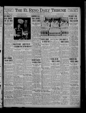 Primary view of object titled 'The El Reno Daily Tribune (El Reno, Okla.), Vol. 46, No. 159, Ed. 1 Wednesday, September 8, 1937'.