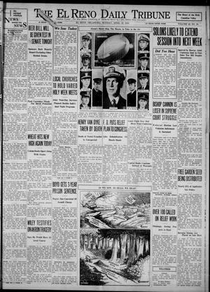 Primary view of The El Reno Daily Tribune (El Reno, Okla.), Vol. 42, No. 58, Ed. 1 Monday, April 10, 1933