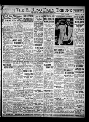Primary view of The El Reno Daily Tribune (El Reno, Okla.), Vol. 44, No. 72, Ed. 1 Wednesday, July 10, 1935