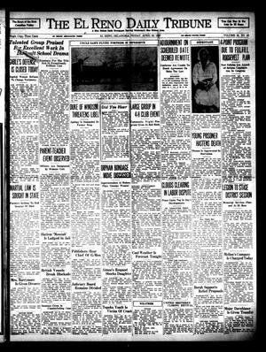 Primary view of The El Reno Daily Tribune (El Reno, Okla.), Vol. 46, No. 43, Ed. 1 Friday, April 23, 1937