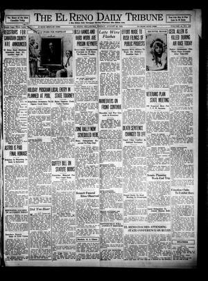 Primary view of The El Reno Daily Tribune (El Reno, Okla.), Vol. 44, No. 156, Ed. 1 Friday, August 30, 1935