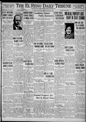 Primary view of The El Reno Daily Tribune (El Reno, Okla.), Vol. 43, No. 290, Ed. 1 Sunday, March 24, 1935