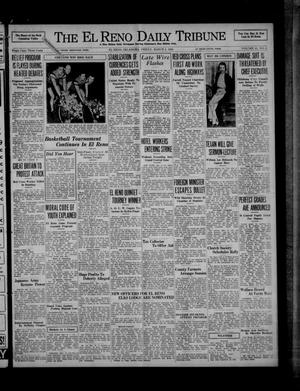 Primary view of object titled 'The El Reno Daily Tribune (El Reno, Okla.), Vol. 45, No. 4, Ed. 1 Friday, March 6, 1936'.