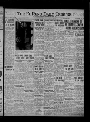 Primary view of object titled 'The El Reno Daily Tribune (El Reno, Okla.), Vol. 46, No. 137, Ed. 1 Thursday, August 12, 1937'.
