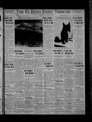 Primary view of object titled 'The El Reno Daily Tribune (El Reno, Okla.), Vol. 45, No. 66, Ed. 1 Monday, May 18, 1936'.