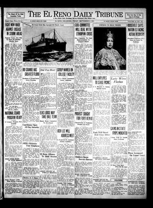 Primary view of The El Reno Daily Tribune (El Reno, Okla.), Vol. 44, No. 161, Ed. 1 Friday, September 6, 1935